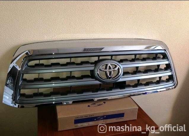 Куплю - Куплю решётку радиатора на Toyota Sequoia