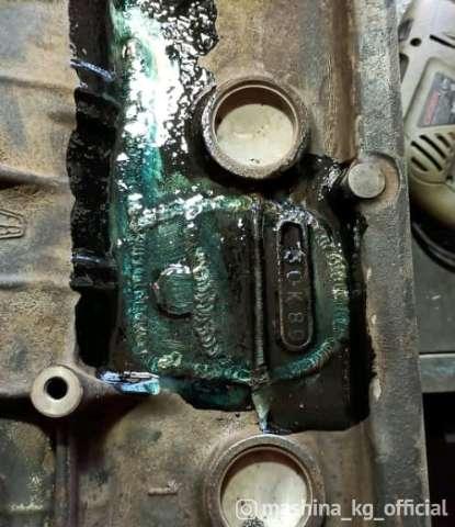 СТО, ремонт и обслуживание - Аргонная сварка
