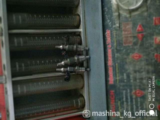 Автоэлектрики - Чистка Форсунок Д4,GDi на Стенде, Инжектор