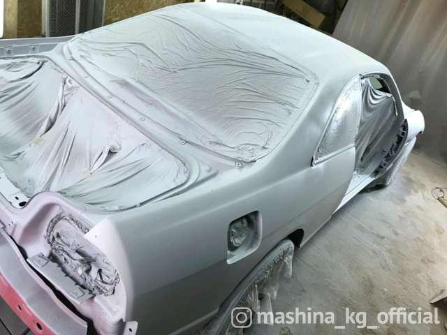 Кузовные и малярные работы - Авто Малярка