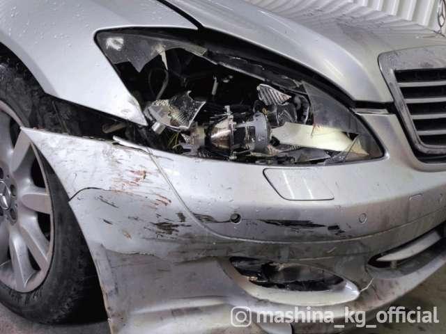 СТО, ремонт и обслуживание - Ремонт фар , покраска авто , полировка авто