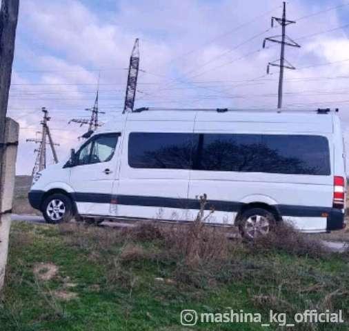 Другие - Микроавтобус на заказ
