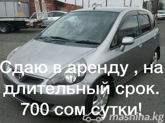 Прокат, аренда - Honda Fit