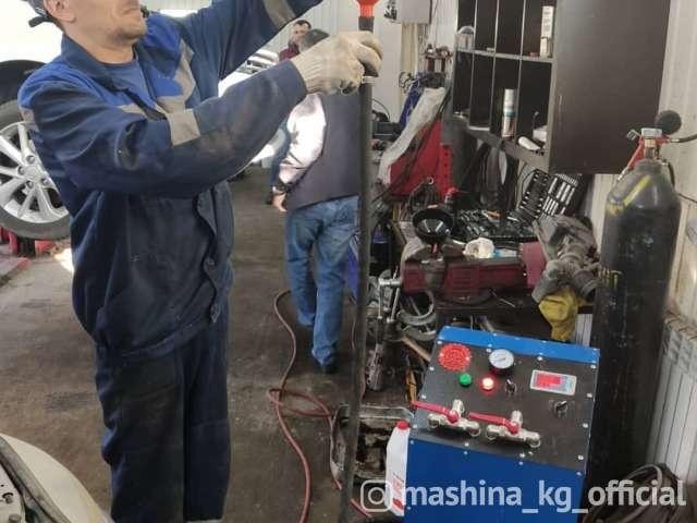 СТО, ремонт и обслуживание - Чистка системы отопления