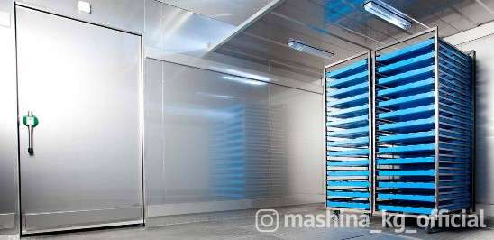 Башка - Установка холодильных камер в Бишкеке