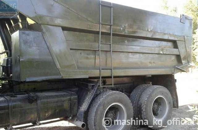 Грузоперевозки - Вывоз мусора в бишкеке строительного камаз 0705584