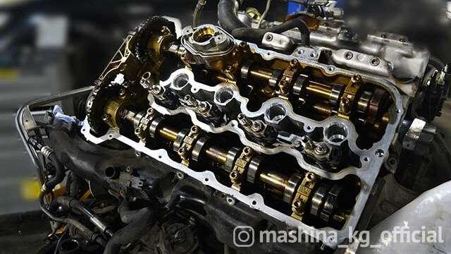 Ремонт двигателя - Ремонт авто любой марки (качество ,гарантия , доступные цены )