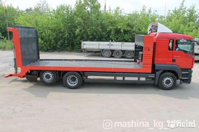 Грузоперевозки - Услуга Трал до 20 тонн по всему Кыргызстану