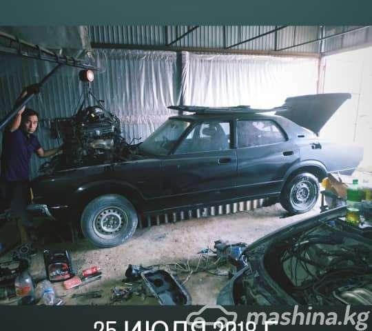 Другие - Ремонт двигателя в Бишкеке.