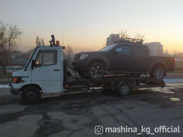 Эвакуатор - Бишкек