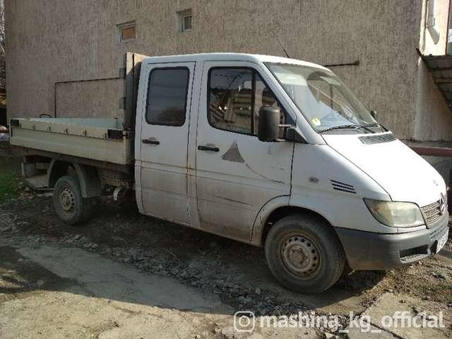 Грузоперевозки - Грузотакси быстро & дешево 0556188138 sprinter max