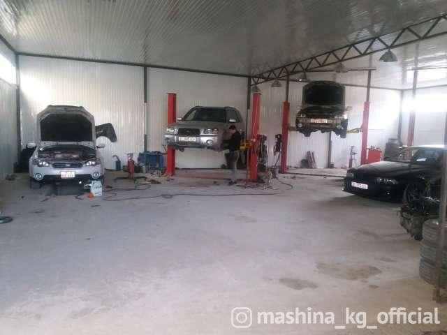 СТО, ремонт и обслуживание - Ремонт двигателя,Акпп/Мкпп,ходовая ,Диагностика