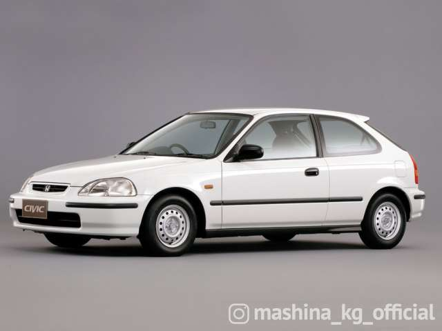 Куплю - Куплю Honda Civic 6 поколения 3 дверный хетчбэк