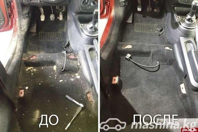 Автомойки - Детейлинг химчистка химчистка