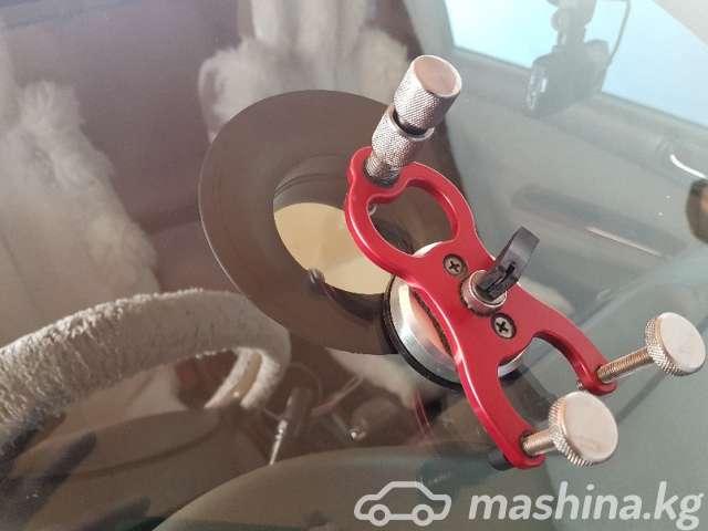 Установка автостёкол - Ремонт авто стекол ( сколов , трещин )