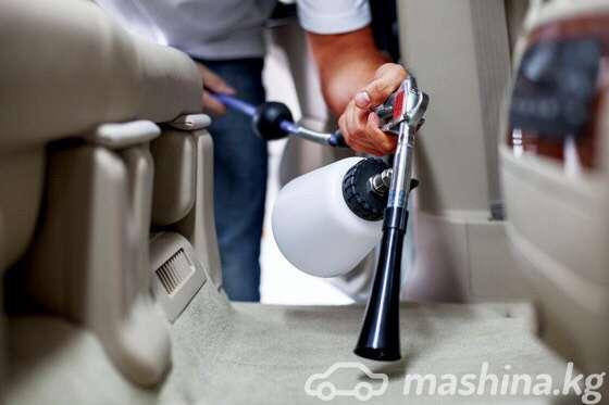 Химчистка, полировка - Химчистка 1500сом мощное оборудование!!!