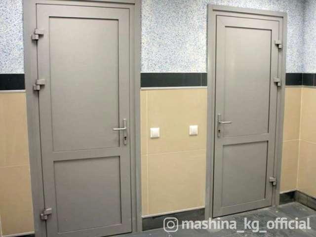 Другие - Окна, двери алюминиевые