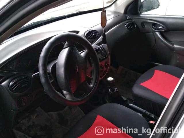 Прокат, аренда - Сдаю в аренду авто Форд Фокус 2002 V 1.8 универсал
