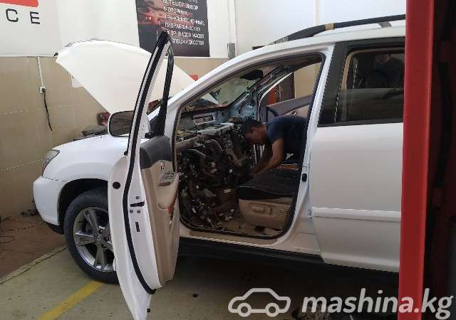 СТО, ремонт и обслуживание - Промывка авто печек на российском оборудование