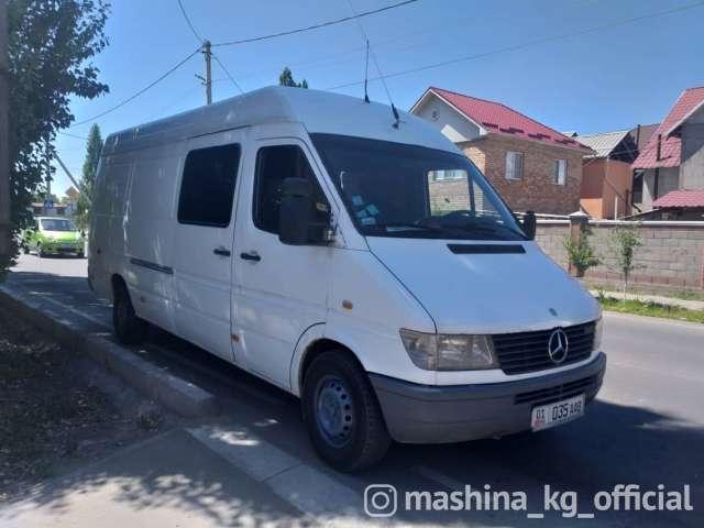 Грузоперевозки - Портер Спринтер такси Бишкек» 0700093288 077309328