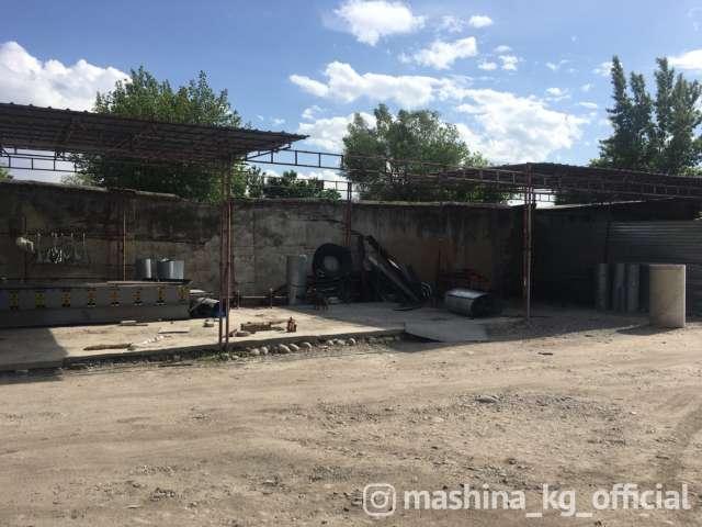 Прокат, аренда - Сдаю площадь под навесом 120 кВ м под бизнес с офисом рядом