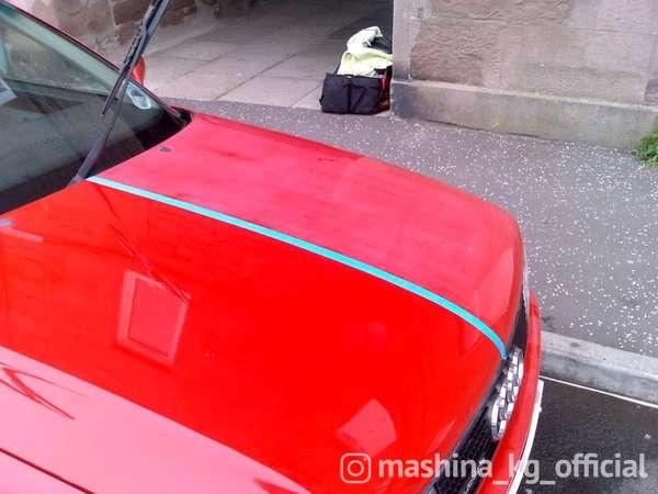 Кузовные и малярные работы - Полировка авто