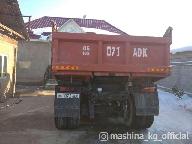 Грузоперевозки - Услуги КамАЗ атцеф щебень песок вывоз 0705403786