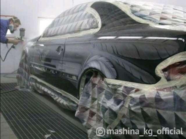 Кузовные и малярные работы - Авто полировка