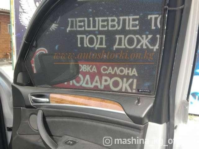 Тонировка - Тонировка нового поколения! Автошторки на все авто
