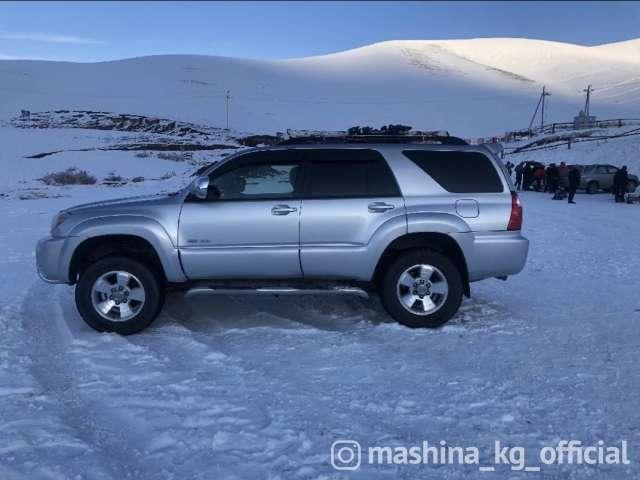 Прокат, аренда - Прокат авто в Бишкеке