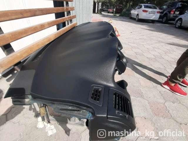 Тюнинг - Перетяжка панели,airbag,потолок,пол,дверные карты