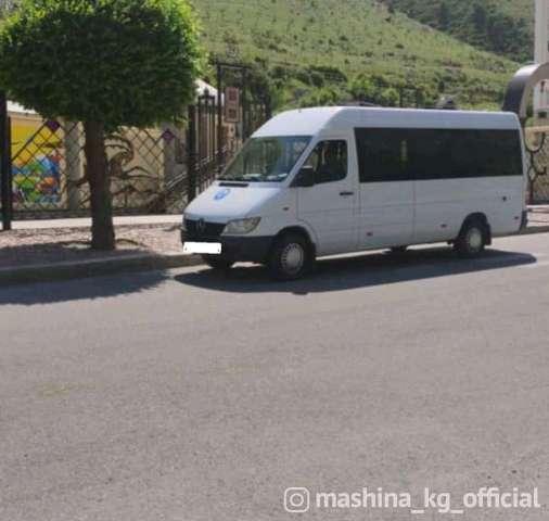 Taxi - БУС НА ЗАКАЗ Ала Арча 12 каминов Чункурчак Иссык-К