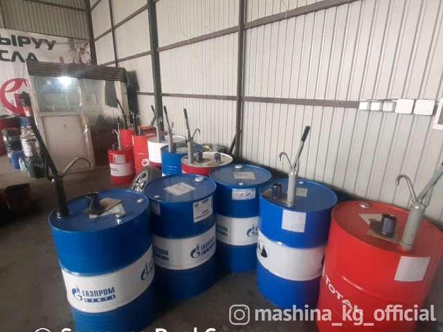Замена масел, жидкостей - Замена масло