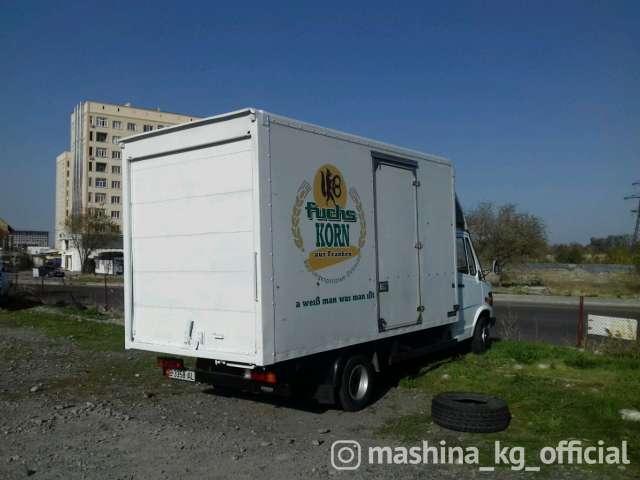 Грузоперевозки - Переезды КВ Домов Офисов