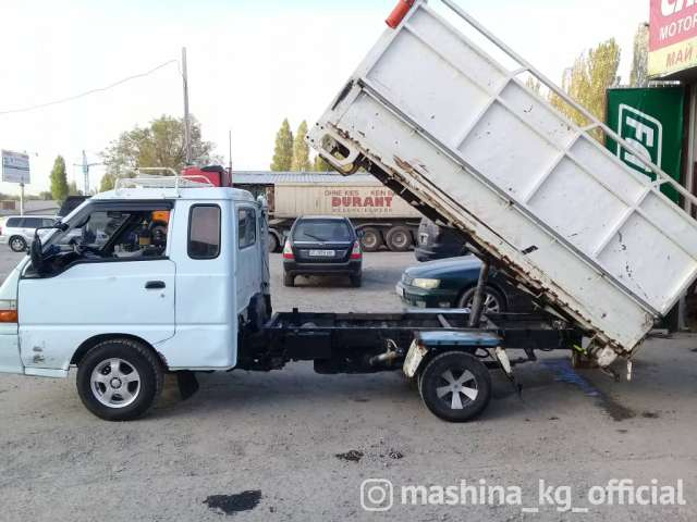 Грузоперевозки - Вывоз мусора Бишкек 0779333359