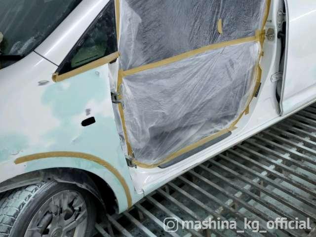 Ремонт кузова - Авто моляр