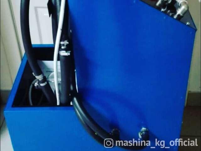 СТО, ремонт и обслуживание - Промывка авто печек (с использованием специального аппарата)