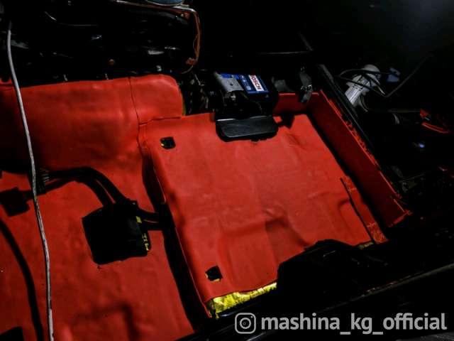 Soundproofing - STRada Garage: наш адрес. 7апрель 1а/3