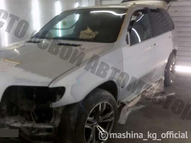 Химчистка, полировка - Полная ПОКРАСКА авто в Бишкеке. МАЛЯРНЫЕ работы