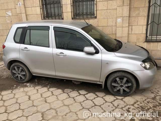 Прокат, аренда - Сдаются в аренду авто марки: Mazda Demio на длит срок