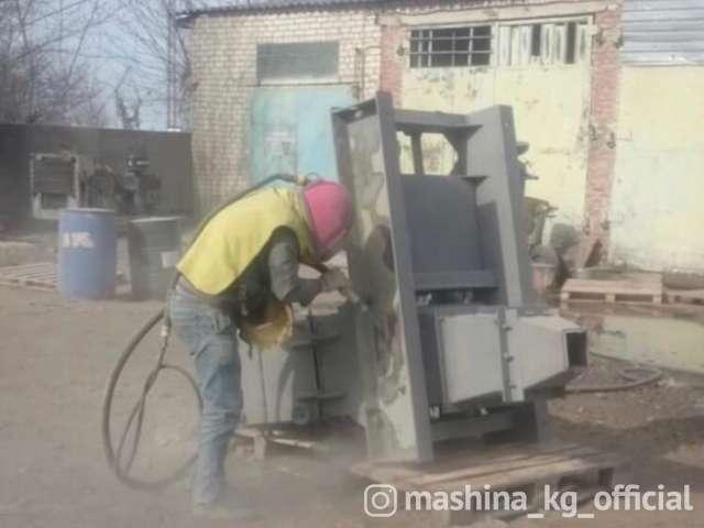 Кузовные и малярные работы - Пескоструйные работы